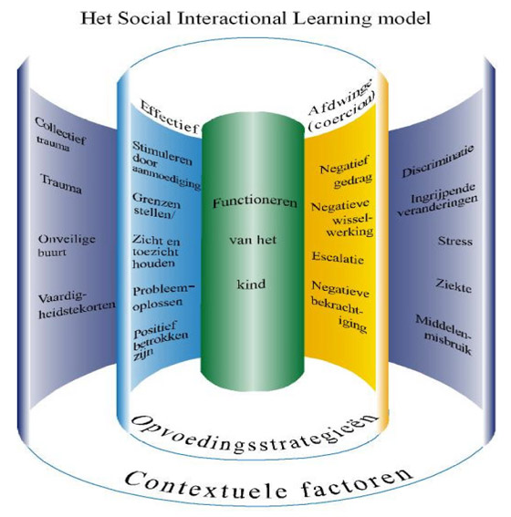 Het Social Interactional Learning model